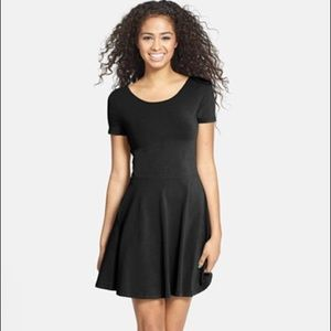 BP. Scoop back skater dress from Nordstrom